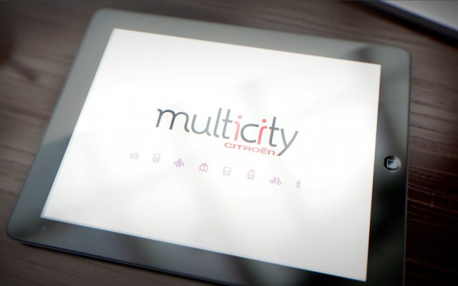 Citroen-Multicity Music Sound Design OBNY